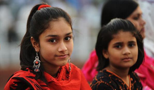 巴基斯坦美女:乱世中的浮萍玫瑰